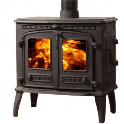 What Sizes Do Wood-Burning Stoves Come In?