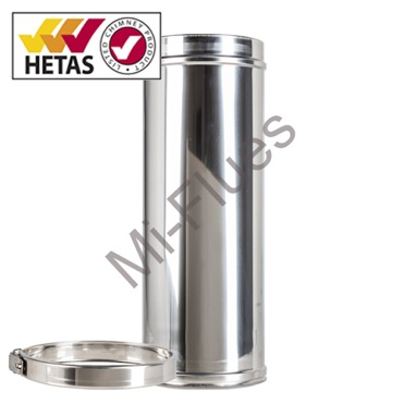 MI-KC Flue Twin Wall 6 Inch