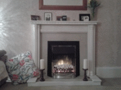 Creating a Cosy Living Room with the Dimplex Detroit Electric Fire