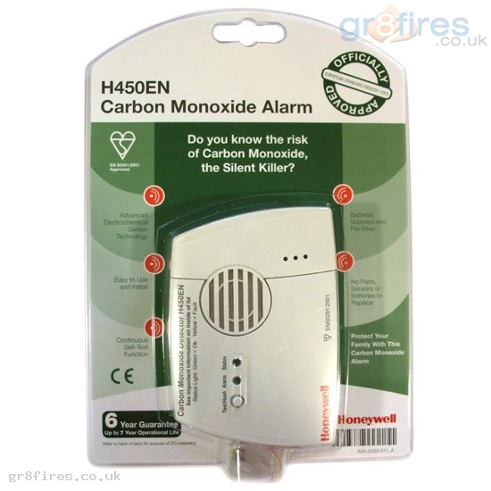 Carbon monoxide detectors must be fitted with all newly installed stoves. (new regulation)