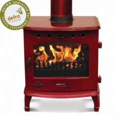 What type of stove should be used in a smokeless area?