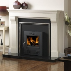 Use an Inset Multi-Fuel Stove to Improve Efficiency.