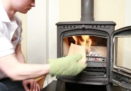 How To Light A Fire In Your Wood Burning Or Multi Fuel Stove