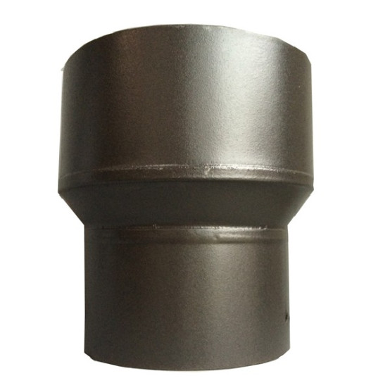 5 inch to 6 inch Black Flue Increaser