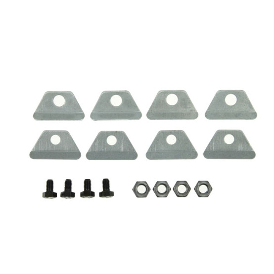Aarrow AFS1010 Glass Clips & Fixings