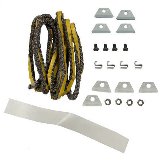 Aarrow AFS1361 Gasket and Glass Clips