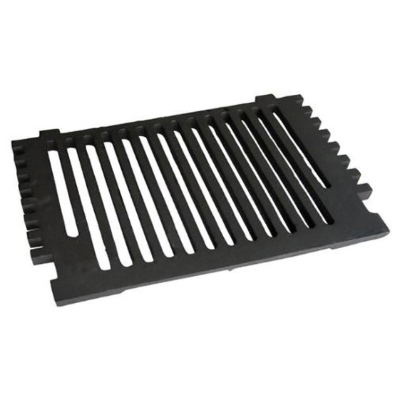 16 inch Grant Square Fire Grate Bottomgrate
