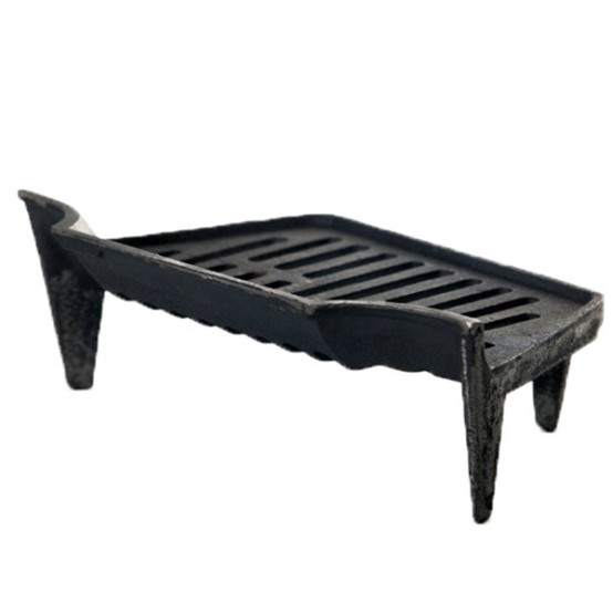 18 Inch Classic Cast Iron Fire Grate Bottomgrate