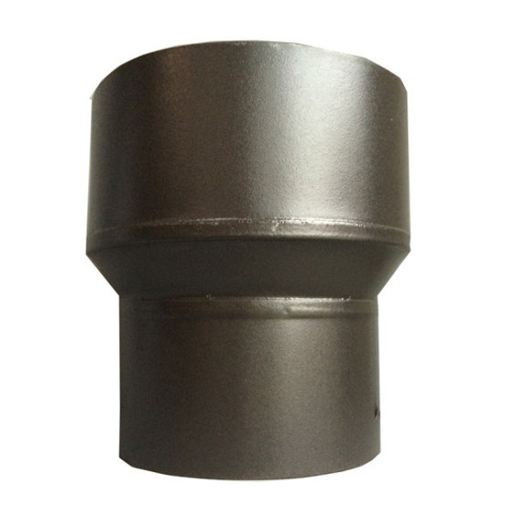 4 Inch to 5 Inch Black Flue Increaser