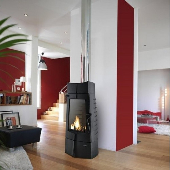 Invicta Chamane 14 kW Wood Burning Stove