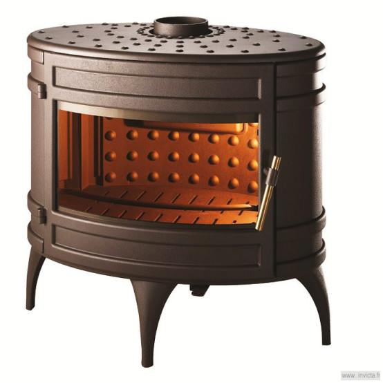 Invicta Mandor 12kw Wood Burning Stove
