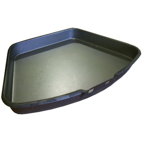 Milner 16 Inch Ashpan (with optional Operating Tool)