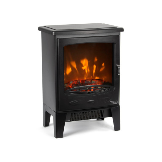 Ezee Glow Wee Hugo Contemporary LED Fuel Effect Electric Stove