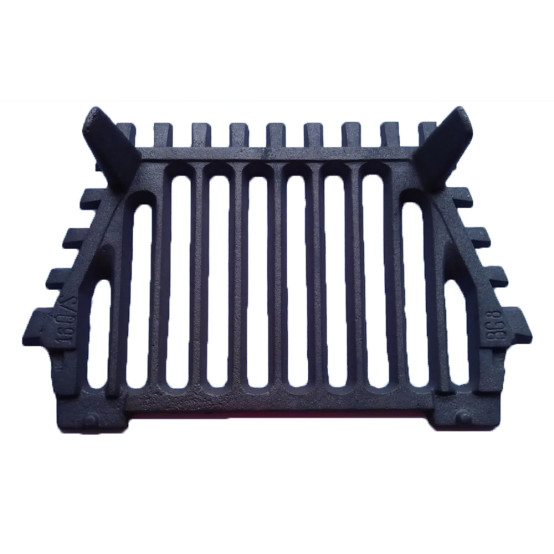 18 Inch Queen Star Cast Iron Fire Grate Bottomgrate