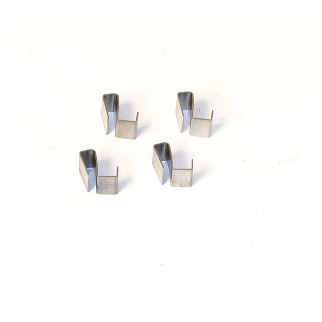 Glass Clips to Suit Evergreen Stoves (ST0406 and ST0406GS)