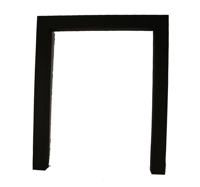 "Mazona 16"" Black Frame 2"" Return"