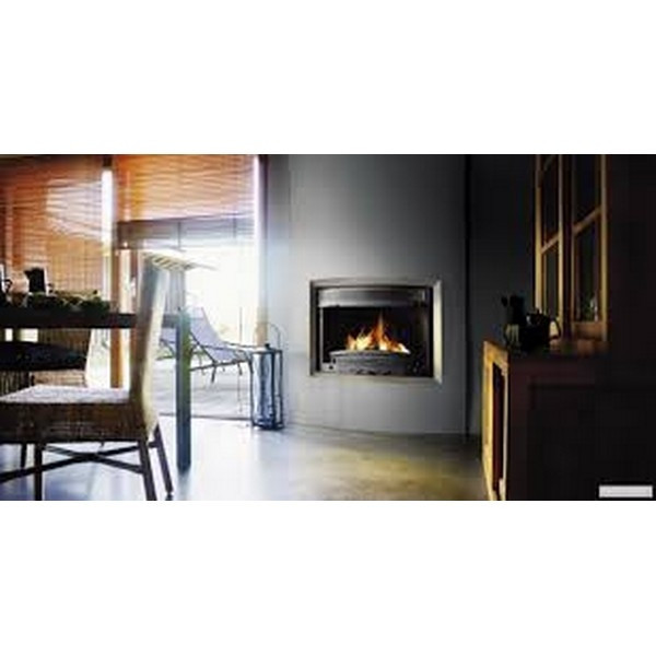 Invicta Panoramique 800 15kW Wood Burning Stove