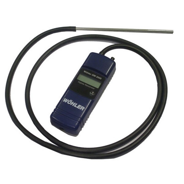 Wohler Digital Draft Gauge