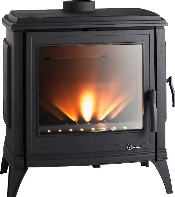 Invicta Sedan L 9 kW Stove Anthracite MB (Sedan 15)