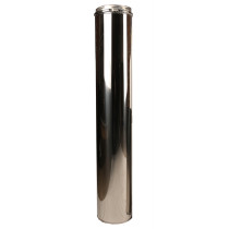 6 Inch Twin Wall 1000mm Pipe