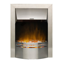 Dimplex Dakota Chrome Electric Fire