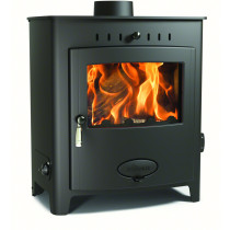 Stratford 16HE Ecoboiler Wood Burning Multi Fuel Boiler Stove
