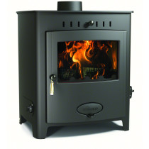 Stratford 20HE Ecoboiler Wood Burning Multi Fuel Boiler Stove