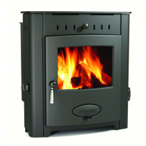 Stratford Ecoboiler 12HE Inset Multi Fuel Wood Burning Stove