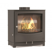 Arada Aarrow Farringdon Large Eco Grey 8 kW Stove