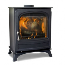 Arada Aarrow Holborn 5 Widescreen Multi-fuel Wood Burning Stove