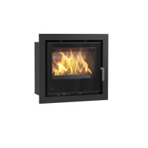 Arada Aarrow i600 7.5 kW Black Flexifuel Multi Fuel Stove