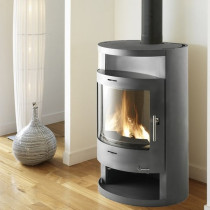 Invicta Voluspa 8kW Wood Burning Stove