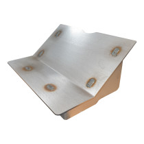 AFS1805 Lower Feds Plate for Ecoboiler 20 FS Stove