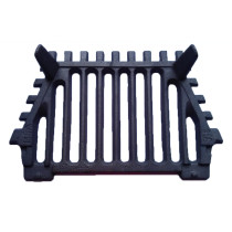 16 Inch Queen Star Cast Iron Fire Grate Bottomgrate