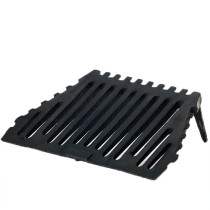 18 Inch Regal Cast Iron Fire Grate Bottomgrate