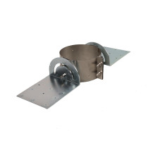 5 inch Twin Wall Rafter Support Bracket