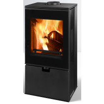 Thorma Wiesbaden 8 kW Smoke Exempt Wood Burning Stove