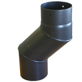 5 inch 110mm Offset, Consisting of 2 x 45 Degree Elbows